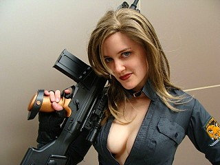 sniper wolf eva