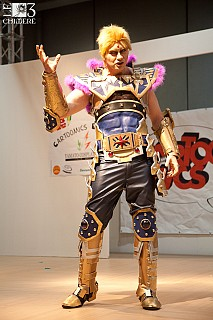 Fist of the north star cosplay