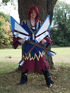 ansem the wise cosplay - photo #17