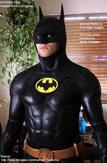 Batman 1989 Suit Wip Pic1 Photo By Narcomics Cosplay Com
